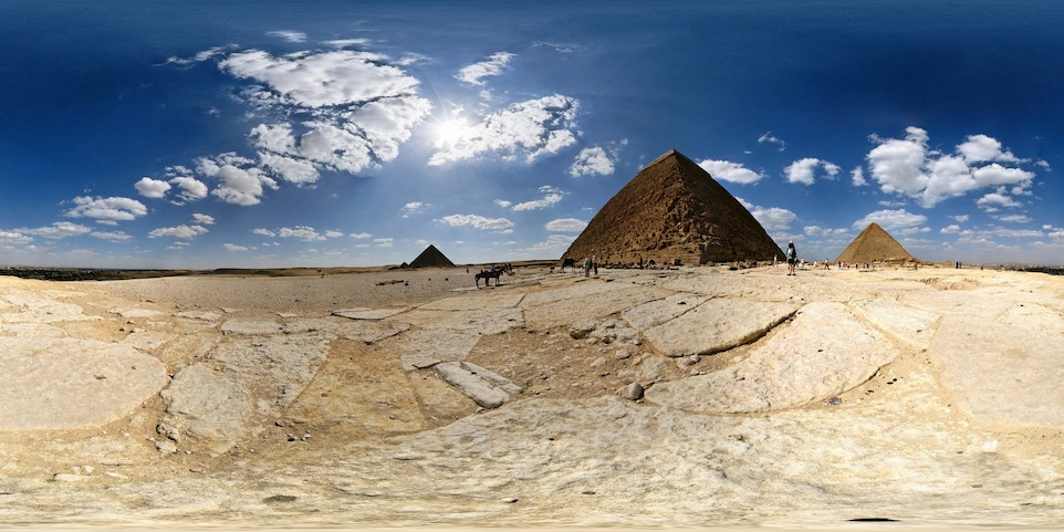 Pyramid of Khafre