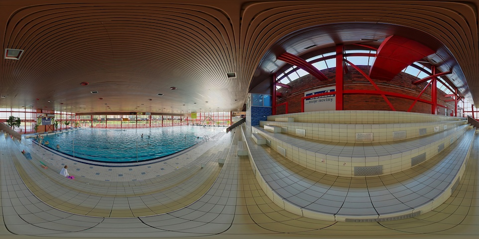 Ostrava-poruba Indoor Swimming Pool